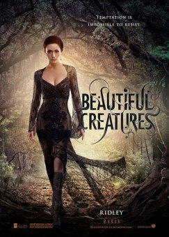 Beautiful Creatures_Ridley poster