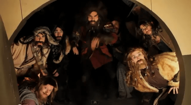 Photo de Parodie Vidéo de : Le Hobbit Un voyage Inattendu Par The Hillywood Show