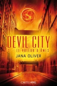 Devil City Tome-2 : Le Voleur d'Ames