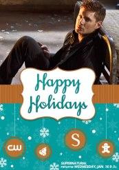 supernatural happy holidays
