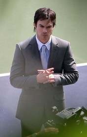 Time Framed ian somerhalder fight scene
