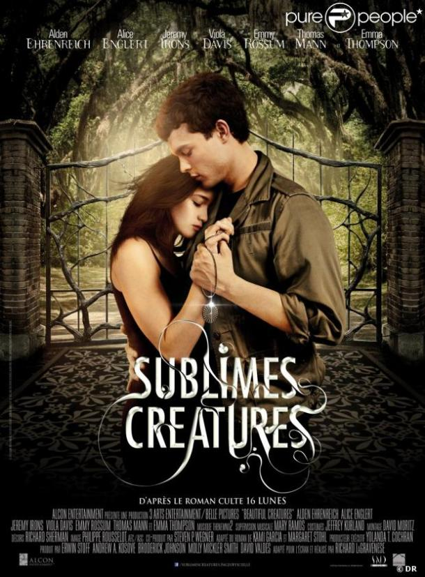 beautiful creatures_affiche francaise 3