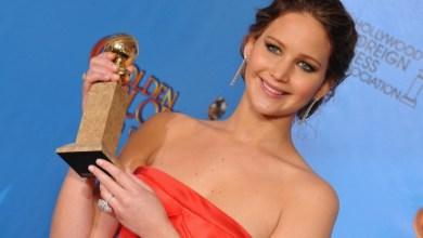 Photo de Une nouvelle victoire pour Jennifer Lawrence aux Golden Globe 2013!