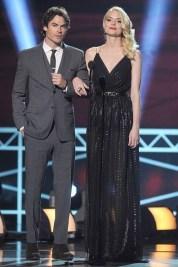 Ian Somerhalder - Critic Choice Movie Awards on scene