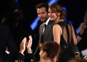 Jennifer Lawrence et Bradley Cooper - Critics Choice Movie Awards2013