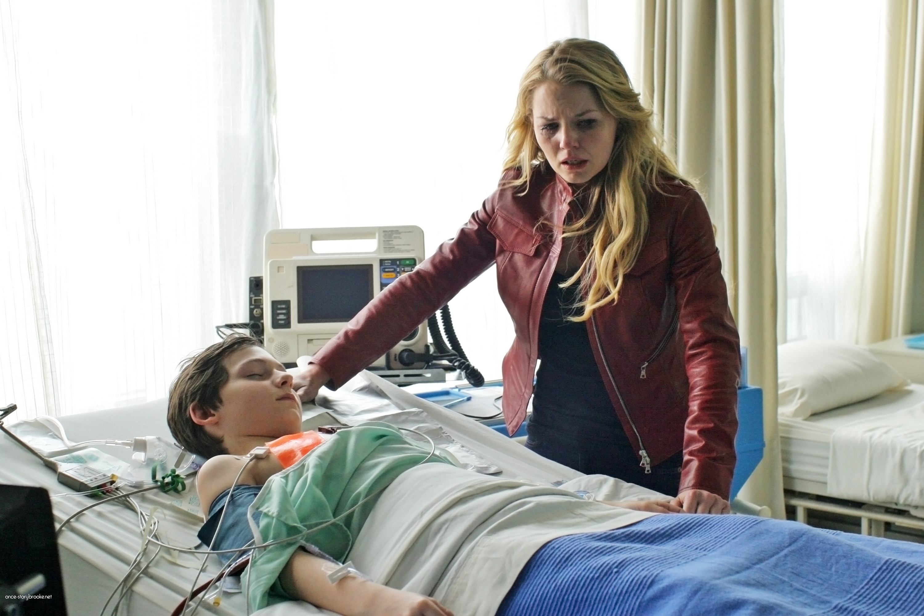 Once Upon A Time Saison 1 Episode 22 - Le véritable amour 007
