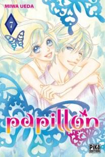 Papillon Tome 7 de Miwa Ueda