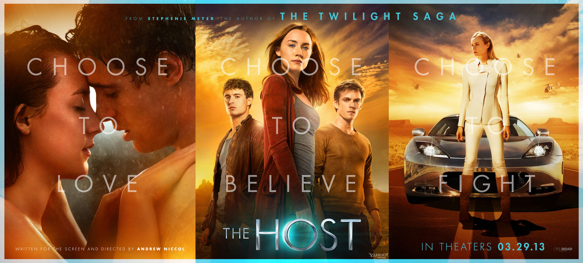 The Host Poster Banniere
