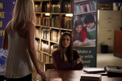 TVD 4x10 After School Special - Rebekah & Elena