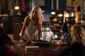 TVD 4x10 After School Special - Rebekah, Stefan & Caroline
