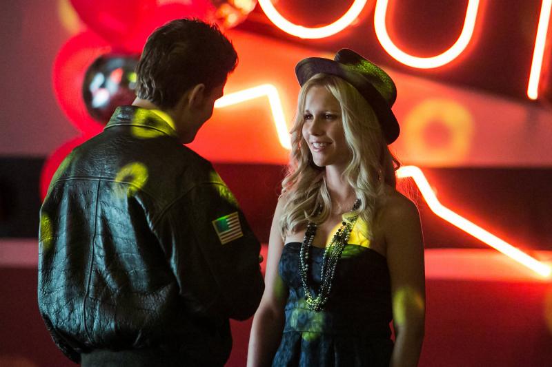 TVD 4x12 A View to a Kill - Stefan et Rebekah