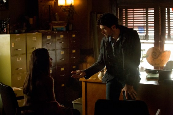 TVD 4x10 After School Special - Bonnie & Shane