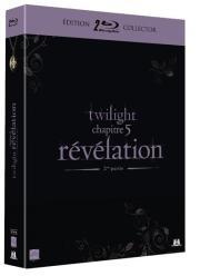 Twilight chapitre 5 Révélation 2eme partie - BluRay collector