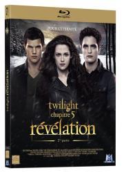 Twilight chapitre 5 Révélation 2eme partie - BluRay
