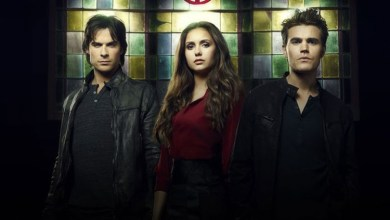 Photo de The Vampire Diaries – Saison 4 – Nouvelles photos promotionnelles du cast