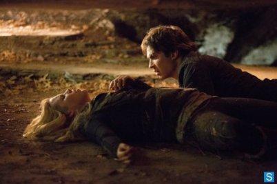 TVD 4x14 Down the Rabbit Hole - Rebekah&Damon