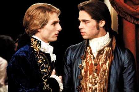Brad Pitt&Tom Cruise dans Entretien avec un vampire
