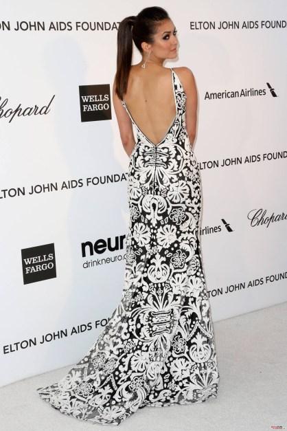 Elton John AIDS Fondation - Nina vue de dos