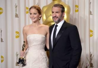 Jennifer Lawrence - L'Après Oscar - La Press Room 007