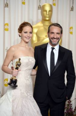 Jennifer Lawrence - L'Après Oscar - La Press Room 015