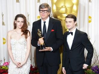 Kristen Stewart à la 85eme cérémonie des Oscars -La Press Room 03
