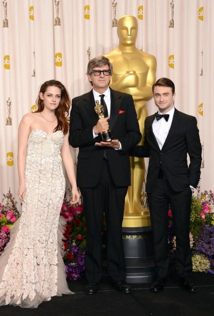 Kristen Stewart à la 85eme cérémonie des Oscars -La Press Room 12