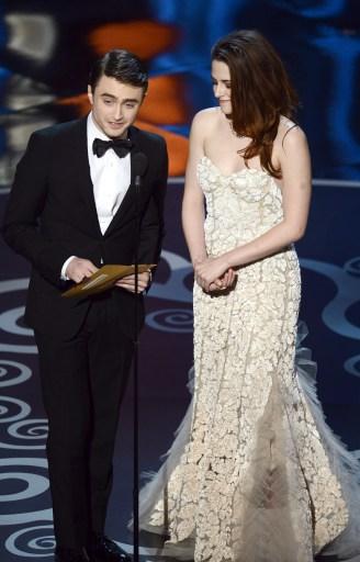 Kristen Stewart à la 85eme cérémonie des Oscars -La Remise des Oscars 02