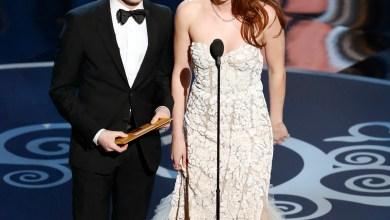 Photo de Kristen Stewart Ou L'accessoire De Mode Inattendu de Cette 85eme Cérémonie des Oscars