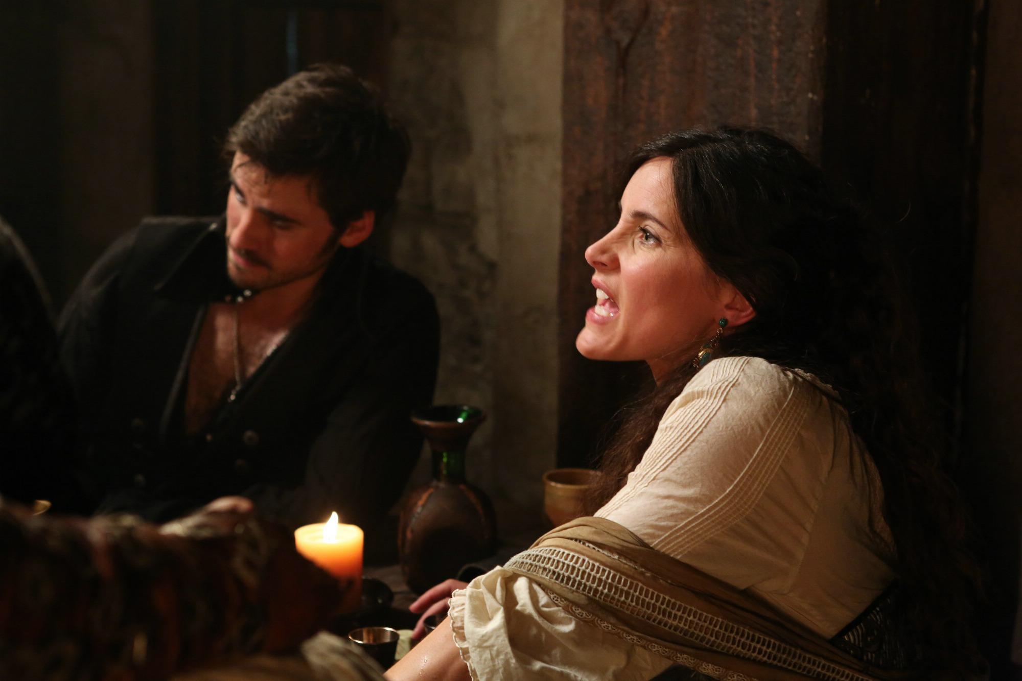 Once Upon A Time Saison 2 - Fiche Episode N°4 - The Crocodile - 0001
