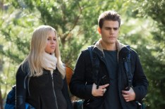 TVD 4x14 Down the Rabbit Hole - Rebekah&Stefan
