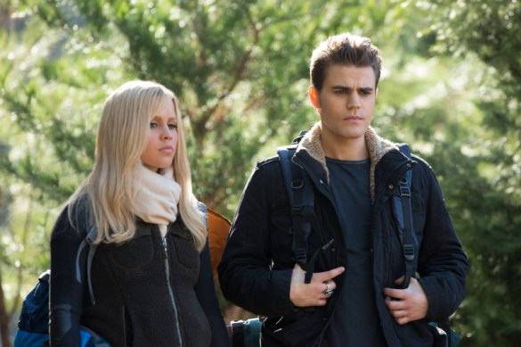 TVD 4x14 Down the Rabbit Hole - Rebekah&Stefan