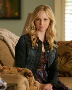 TVD 4x14 Down the Rabbit Hole - Caroline