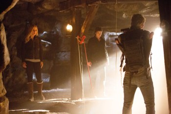 TVD 4x14 Down the Rabbit Hole - Rebekah, Vaughn et Damon