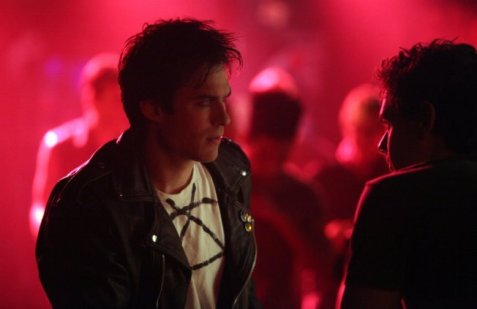 TVD 4x17 Because the Night - Damon idans les années 70
