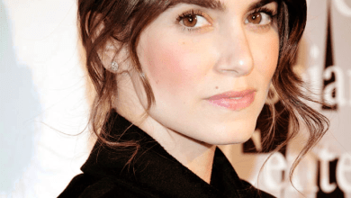 Photo of Nikki Reed – The Homeless Youth Services of The L.A. Gay & Lesbian Center