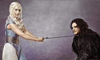 Game Of Thrones Promos Saison 2 - EW 005