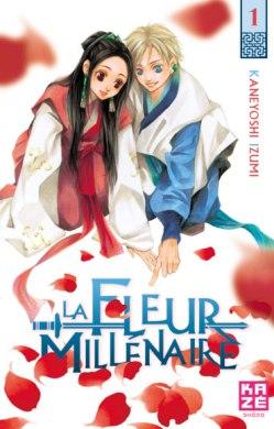 La Fleur Millenaire Tome 1 de Kaneyoshi Izumi