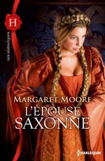L'épouse Saxonne de Margaret Moore