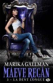 Maeve Regan  La Dent Longue de Marika Gallman