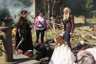 Once Upon A Time Saison 2 - Fiche Episode N°5 - The Doctor 08