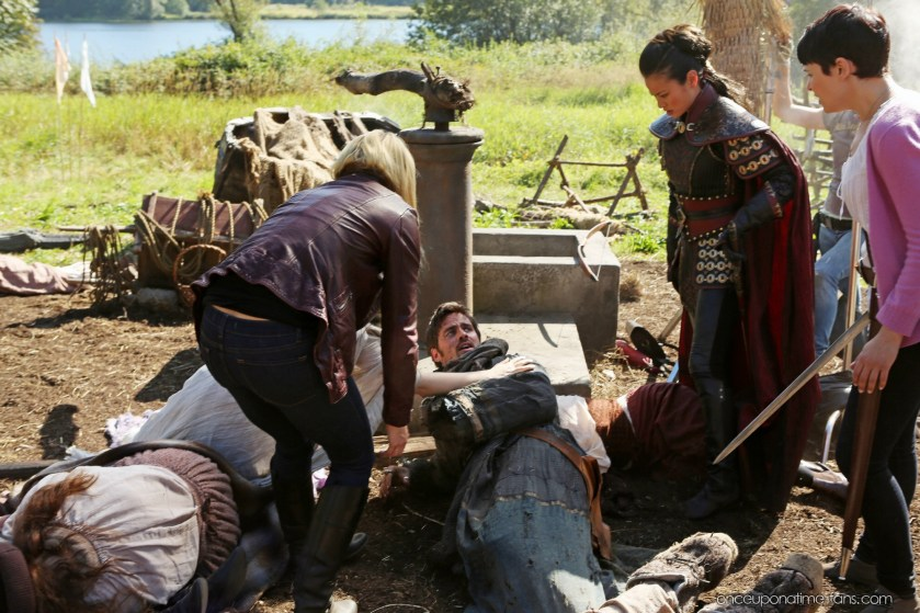 Once Upon A Time Saison 2 - Fiche Episode N°5 - The Doctor 18