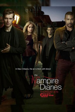 TVD 4x20 The Originals - Poster promotionnel