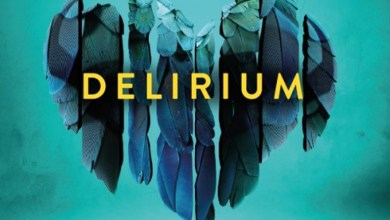 Photo de Delirium Tome 1 de Lauren Oliver
