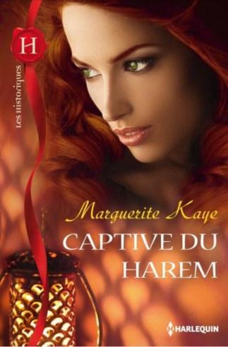 Captive du harem de Marguerite Kaye