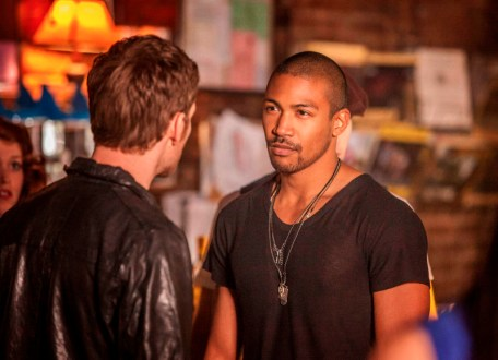 TVD 4x20 The Originals - Klaus & Marcel