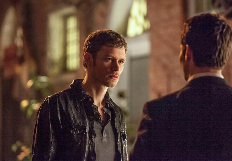 TVD 4x20 The Originals - Elijah & Klaus