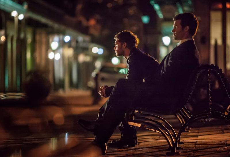 TVD 4x20 The Originals - Elijah, Klaus