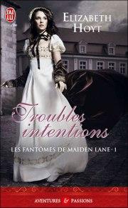 Les fantômes de Maiden Lane tome 1 d'Elizabeth Hoyt