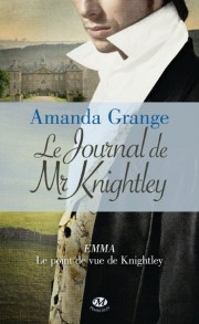 Le Journal de Mr Knightley d'Amanda Grange