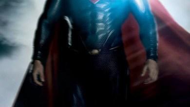 Photo de Nouvelles Affiches Pour L'Homme D'acier ( Superman – Man Of Steel)